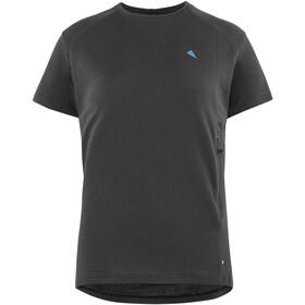Klättermusen Vee Kurzarm T-Shirt Damen raven